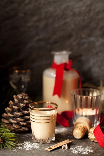 Caramelised White Chocolate Cream Liqueur