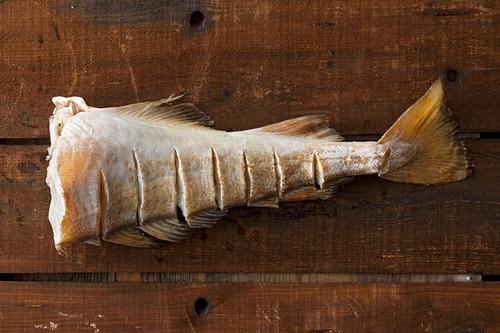 Stockfish (air-dried cod)