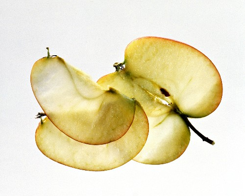 Thin Apple Slices