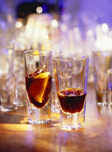 Two Shots of Bitters