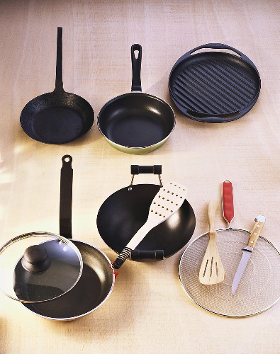 Frying pans & Co.