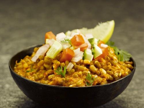 Indian bean dish