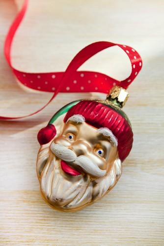 Father Christmas, Christmas tree decoration
