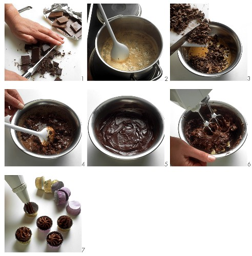Christmas tea truffles