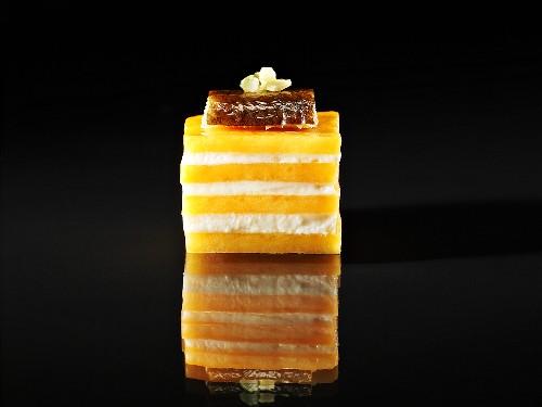 Muscade de Provence pumpkin confectionary with sprattus