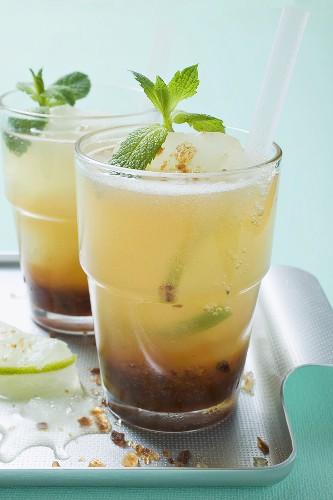 Ice T-Rex (iced tea drink)