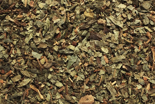 Dried asarabacca leaves (Asarum europaeum)