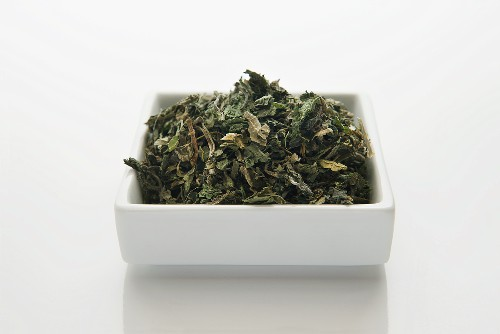 Brennnesselblätter (Urticae folium), getrocknet
