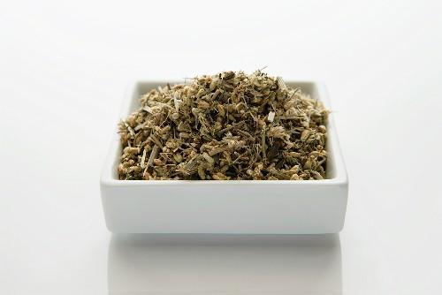Schafgarbe (Millefolii herba), getrocknet