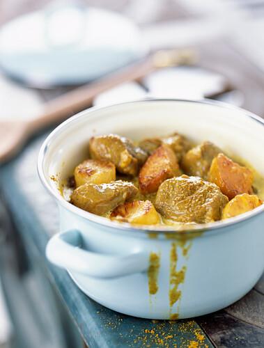 Créole stew