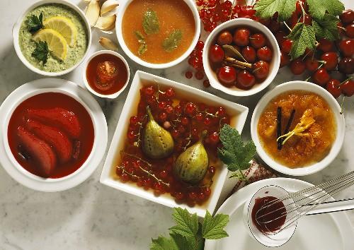 Pickles; Sauces & Jam