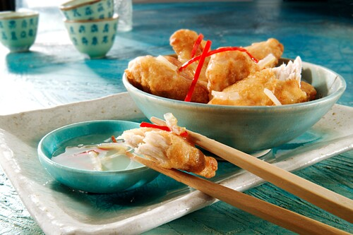 Sweet and Sour Chicken Recipe dish