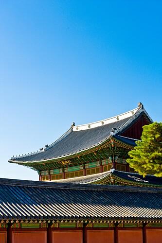 ChanggyeonggungPalacesInjeongjeonHall