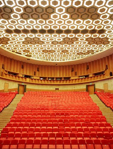 Entuziast Kino mit 1.000 Sitzen, Moskau, Russland