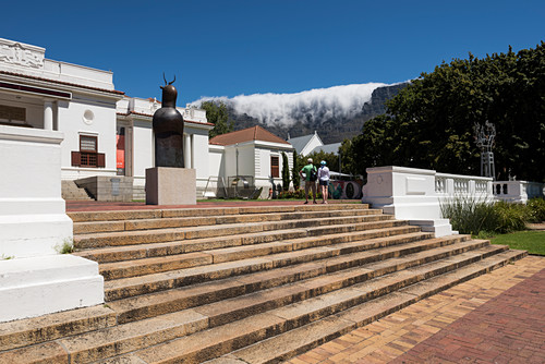 National art gallery, Cape Town, South Africa