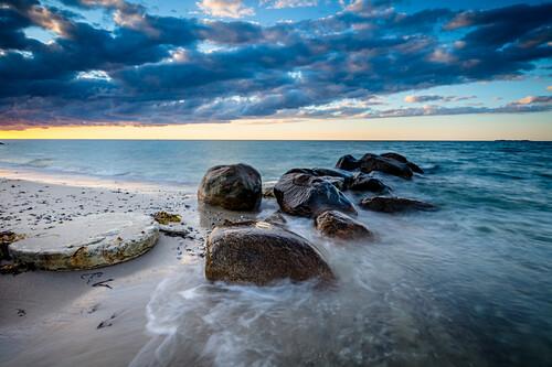 stone, stones, Baltic Sea, Stohl, Eckerförder Bay, Schleswig Holstein, Germany