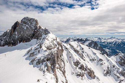 Dachstein, Gletscher, Schladming, Skigebiet, Österreich, Europa