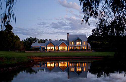 The Cottage ist Teil der exlusiven Cape Lodge, Margaret River, Westaustralien, Australien