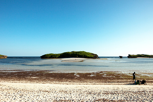 Main beach at Watamu, Watamu, Malindi, Kenya