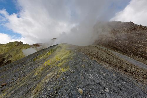 Garbuna volcano, Kimbe Bay, New Britain, Papua New Guinea