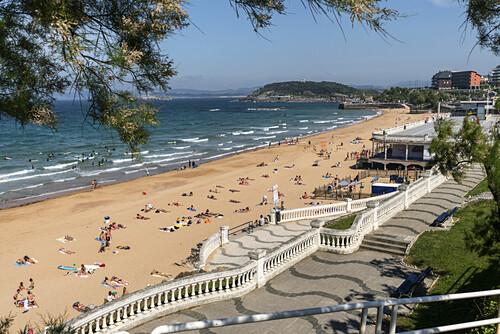 Santander, Kantabrien, Spanien