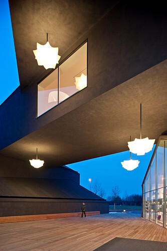 Vitra House, Vitra Campus, Weil am Rhein, Germany