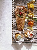 Summery BarBQ Dishes