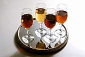 The Four Types of Sherry