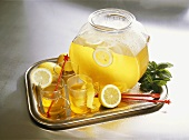 Hot Lemon-Apple Punch