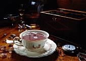 Fünf-Uhr-Tee