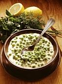 Peas, Dutch style