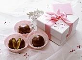 Mozartkugeln (German chocolates)