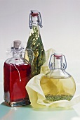 Home-made Oil & Vinegar