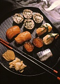 Sushi from the Wholewheat Kitchen