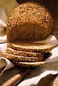 Seasoned Four-Grain Bread