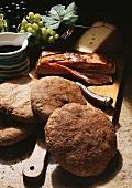 Caraway Flat Bread (Vinschgauer)