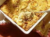 Spicy Young Herring Bake