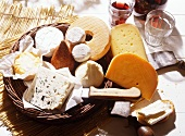 Cheese in France
