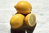 Whole Lemons and Half Lemon