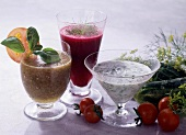 Three Hearty Vegetable Beverages