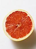 Half of a Pink Grapefruit