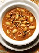 Serb-style Bean Soup