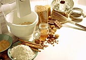 Baking Ingredients & Utensils