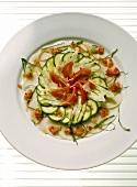 Carpaccio für Vegetarier