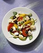 Greek Farmer's Salad