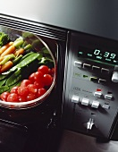 Cooking Vegetables in the Microwave