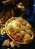 Wonderful Charms made from Marzipan