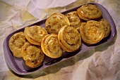 Quark/Ricotta Pastry with an Orange Glaze