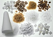 The Kinds of Sugar
