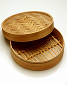 Chinese Bamboo Basket